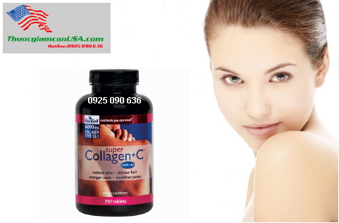 Neo Cell Super Collagen + C (6000mg)-type 1 & 3 Loại 250 viên