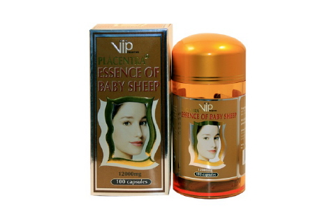 VIP Placentra Essence of baby sheep - Nhau thai cừu Australia